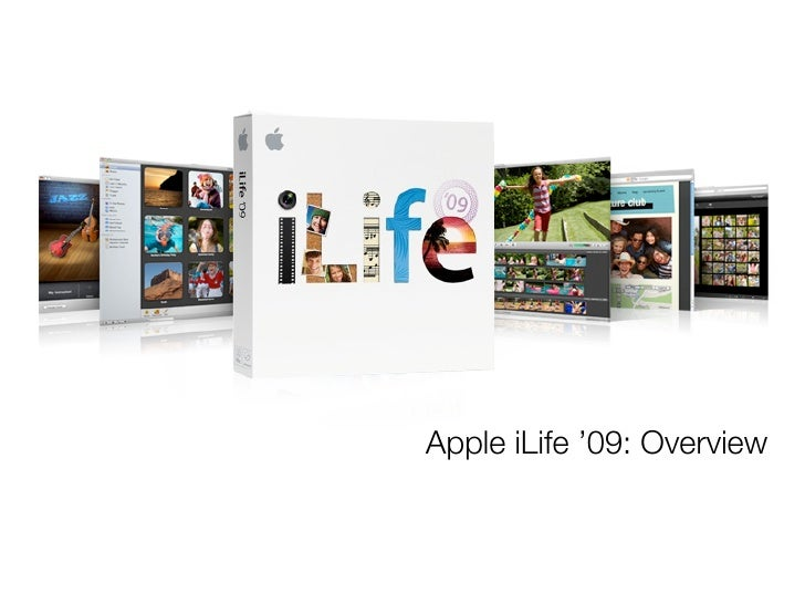 Apple iLife '09: Overview