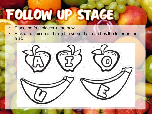 • We can create a fun activity as a play at the end of classes before holidays.