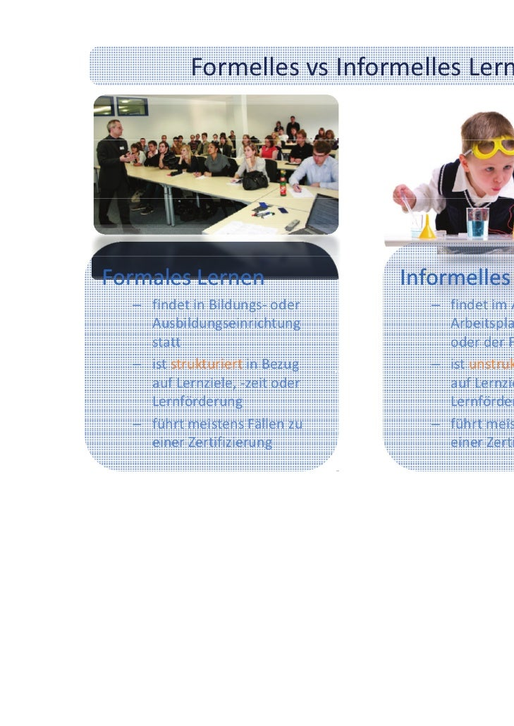 Formelles vs informelles learn english