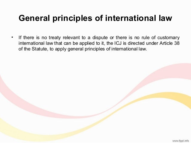 principles of international law Principles of international humanitarian law is an important resource for students of international humanitarian law and international law academics, as well as international humanitarian law practitioners.