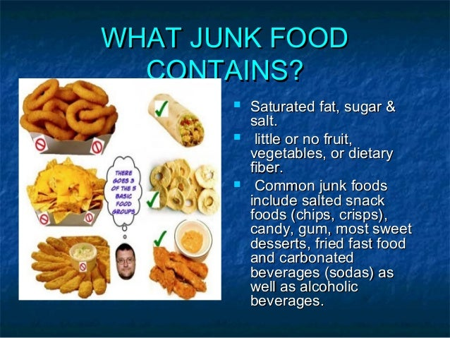 junk food and its effect on youth essay How does junk food affect developing teens  junk food is not only high in calories but also in sodium, fat and sugar  negative effects of junk food on kids.