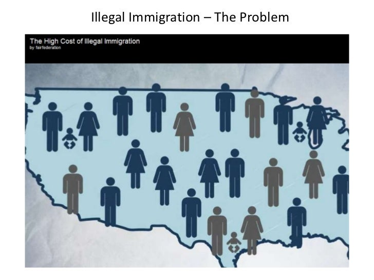 the problem with legal and illegal immigrations Why immigration is a social problem  this was particularly so because inhabitants of britain's colonies were british subjects and had the legal right to live and.