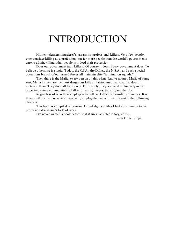[Illegal] jack the rippa - murder inc. - the book Slide 3
