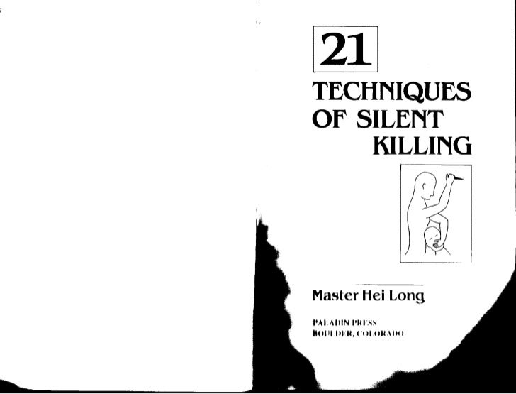 [Illegal] long, hei master   21 techniques of silent killing