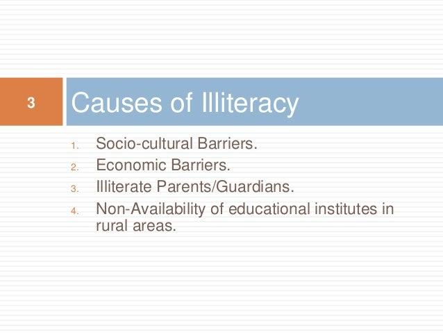 ufe0f introduction of illiteracy  introduction to illiteracy