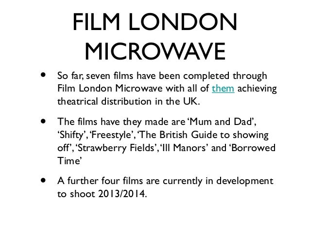 Production•   The production budget was £100,000•   The locations the film used were Forest    Gate and Manor Park London,...