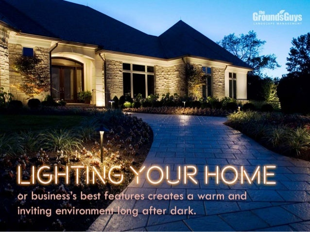 canada illuminate your landscape with lighting tips from the groun