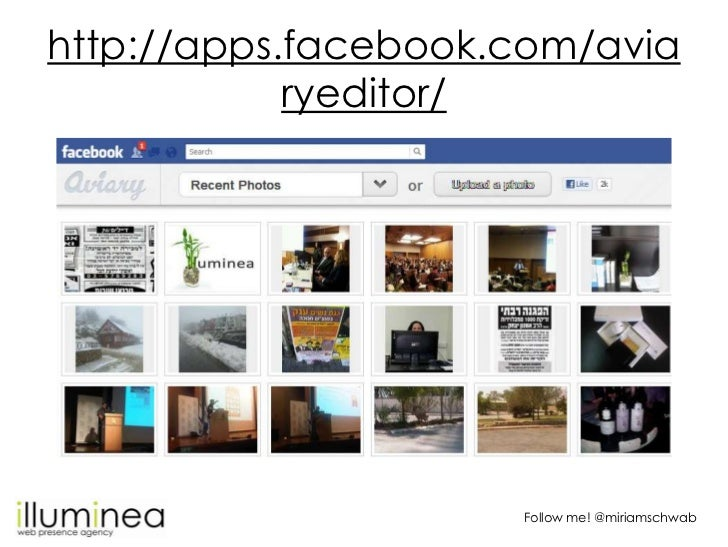 Web trends monthly lecture by Miriam Schwab, February 27, 2012 Slide 3