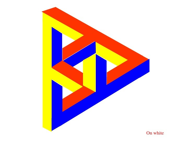On white<br />