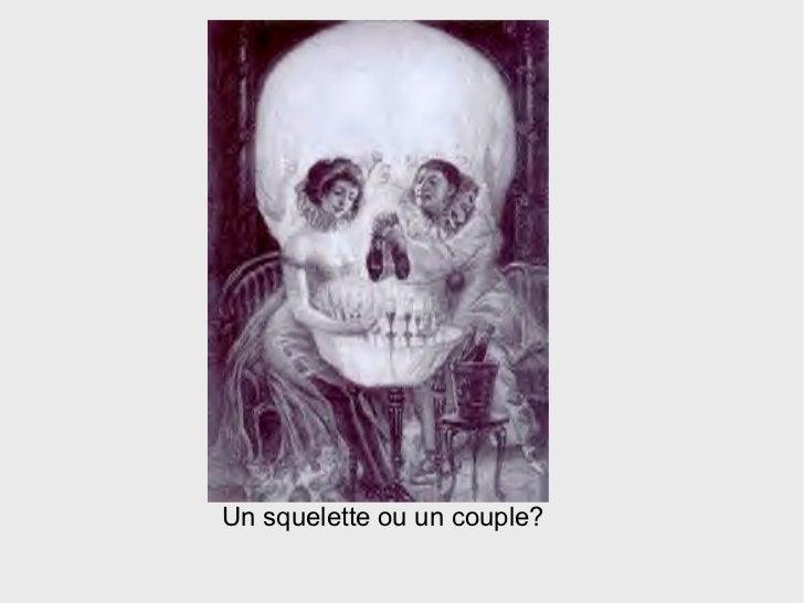 Un squelette ou un couple?