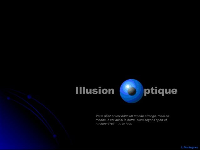 Illusion Optique
