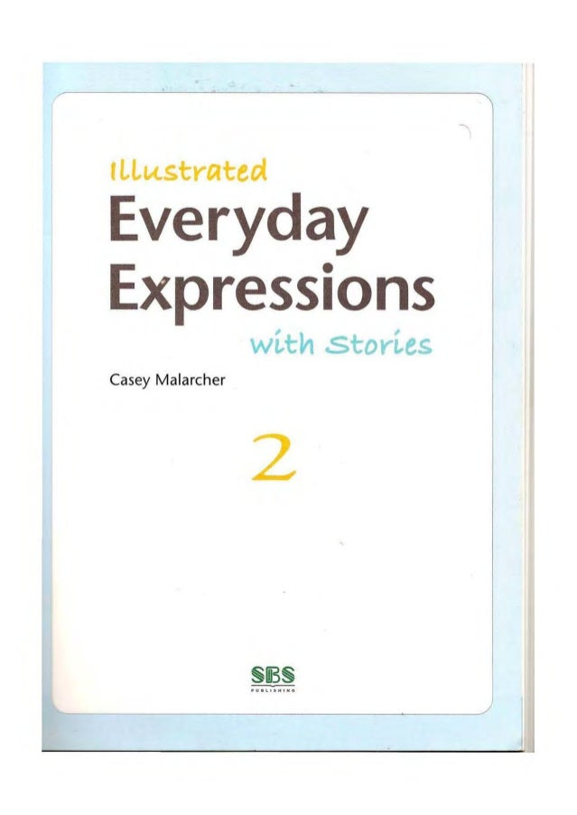everyday idioms book 2 pdf