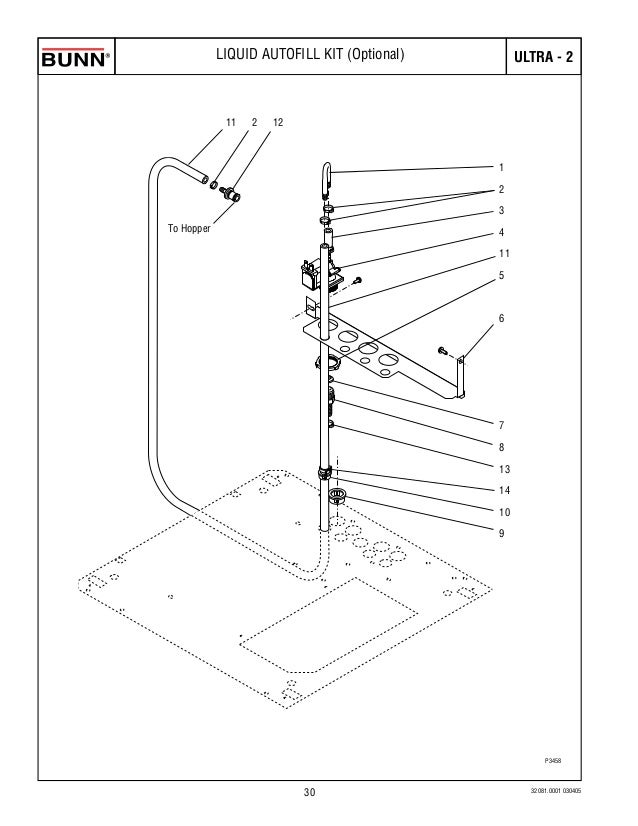 Bunn Grx Wiring Diagram