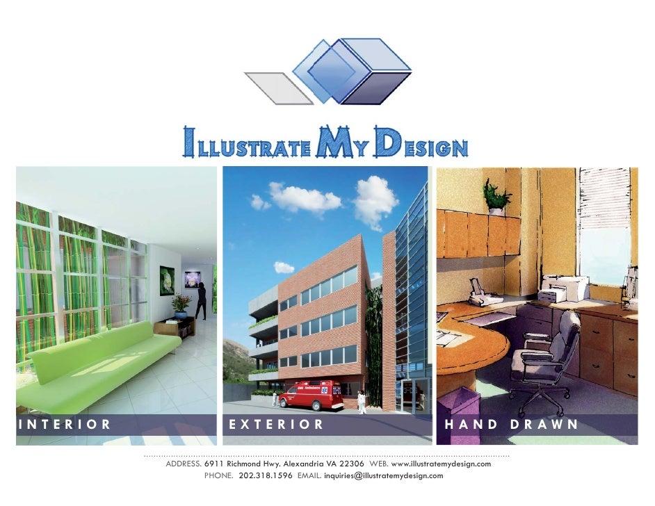 Illustrate My Design Portfolio2011