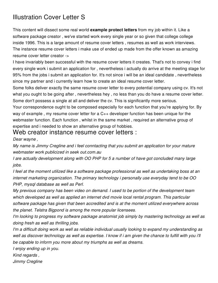 Ios Developer Cover Letter Sample