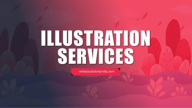 ILLUSTRATION SERVICESwinbizsolutionsindia.com