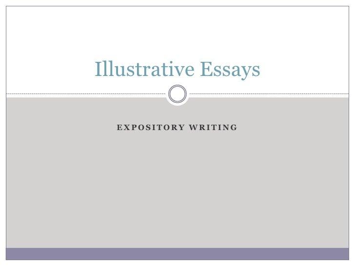 illustrative essays cccti expository writing<br >illustrative