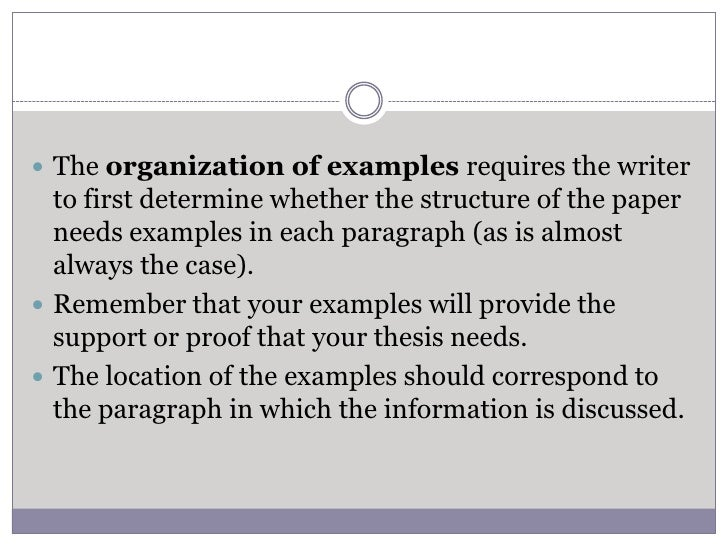 illustrative paragraph How to write an illustrative essay an essay is a piece of writing that is developed to prove one single point it may discuss, describe, argue or analyze a sole.