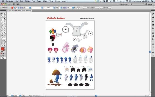 Corso base Illustrator (integrazione esempi)