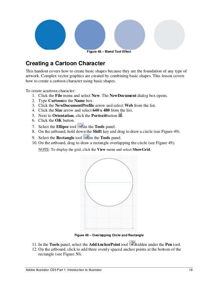 Adobe Illustrator CS5 Part 1 : Introduction to Illustrator