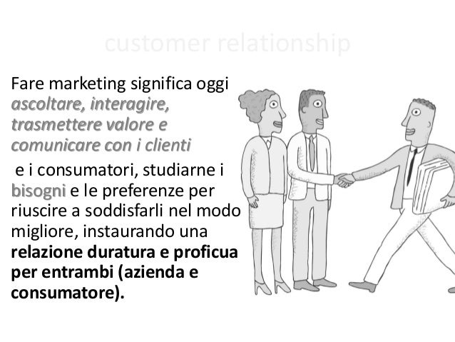 Il marketing (in breve)