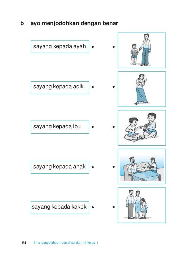 Contoh Soal Menjodohkan Bahasa Indonesia Sd Bagikan Contoh