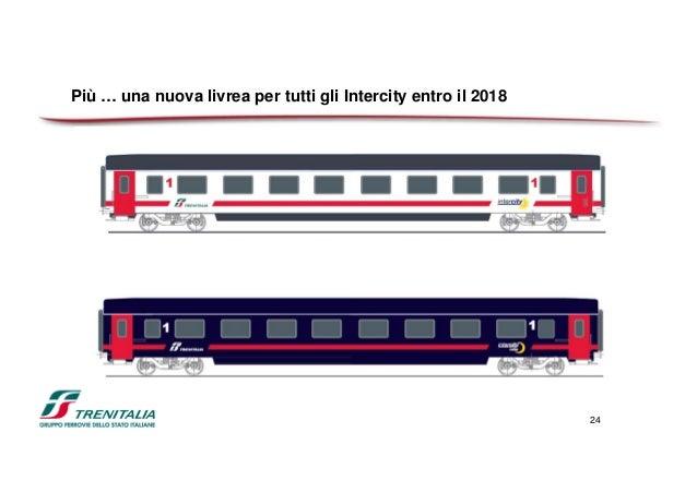 Il nuovo contratto di servizio intercity giorno e notte - Trenitalia vagone letto ...