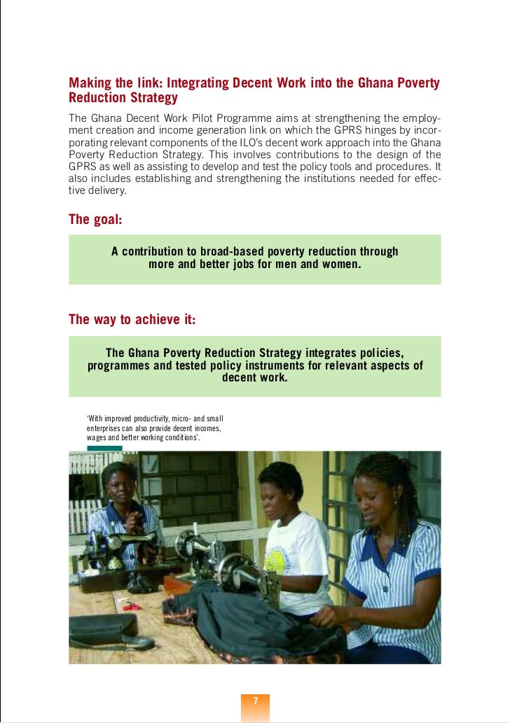 main objectives and policy instruments of poverty reduction Mozambique's health system  plan 2005- 2009 which sets its main objectives  to a reduction in poverty the objectives for the health sector are.