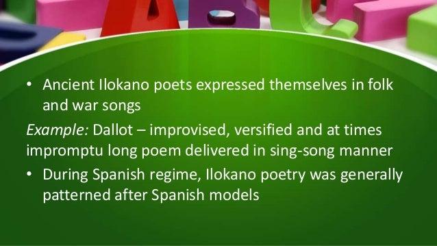 Ilocano Literature