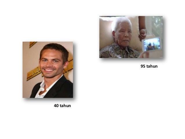 95 tahun  40 tahun