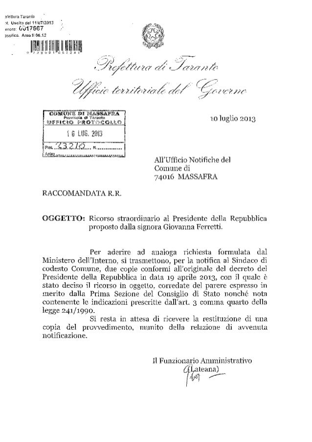Decreto Presidente della Repubblica