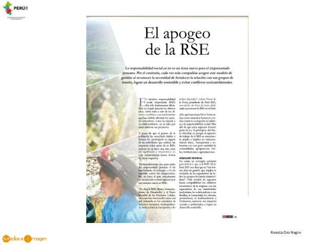 Revista Oro Negro