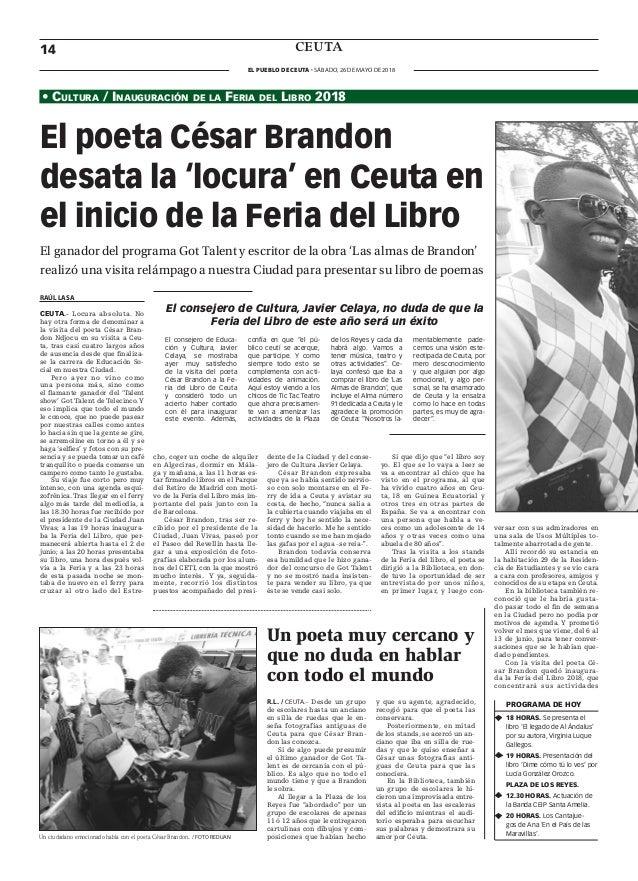 Trabajos periodisticos de Raúl Lasa Calle Slide 3