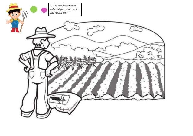 Rural Y Urbano Para Colorear