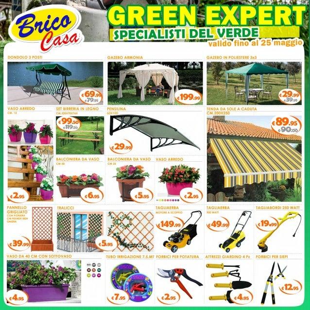 Set Da Giardino Brico.Green Expert Volantino Aprile 2015