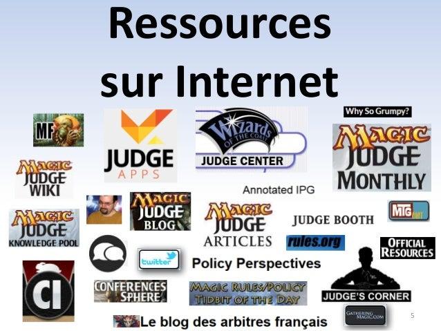 Ressources  sur Internet  5