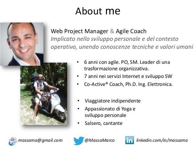 """Il paradigma agile. esplorando oltre i limiti del tipico approccio che oppone """"agile"""" a """"tradizionale"""" - IAD 2015 Brescia Slide 2"""