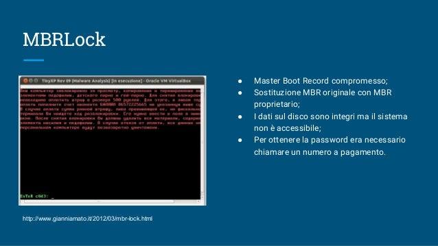 Il Ransomware nelle Aziende - Eset Security Days 2016 Slide 3