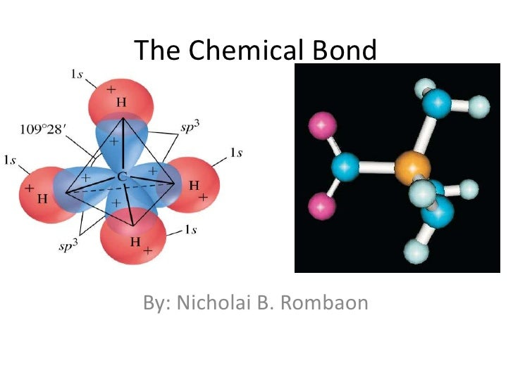 The Chemical Bond<br />By: Nicholai B. Rombaon<br />