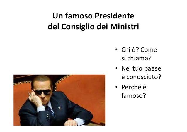 Alcune informazioni • Premier dal 1994 al 1995 > Aprile di Nanni Moretti (1998) • Premier dal 2001 al 2005 • Premier dal 2...