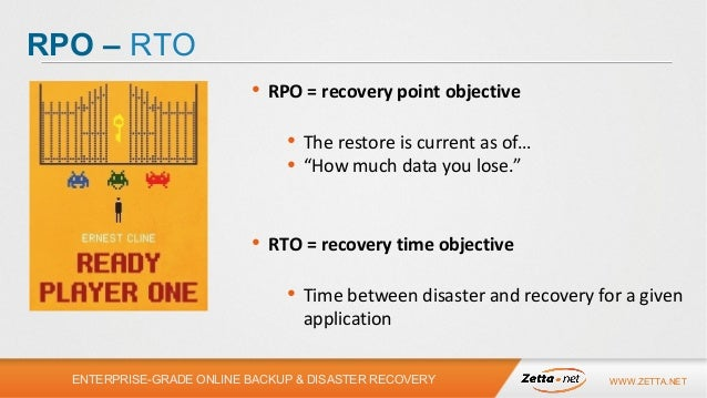 recovery point objective template - disaster recovery planning best practices templates and