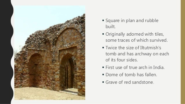 essay on iltutmish Shams ud-din iltutmish (r 1211–1236) was the third ruler of the delhi sultanate, belonging to the mamluk dynasty.