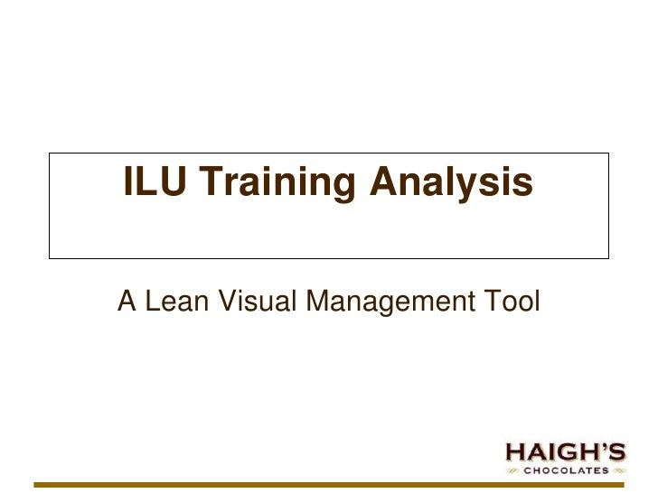 ILU Training System