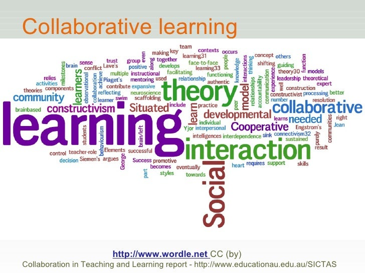 Collaborative For Teaching And Learning ~ Immersive learning environments