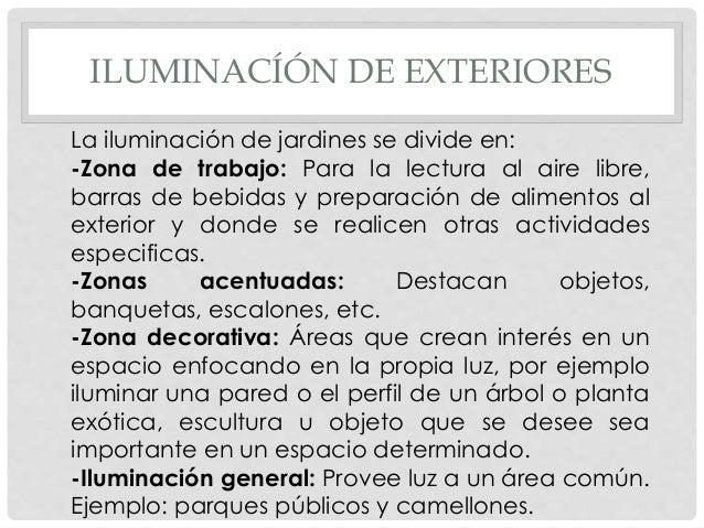 Iluminacion de exteriores jardineria for Iluminacion para exteriores