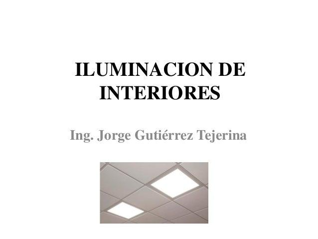 Iluminacion de interiores for Iluminacion minimalista interiores