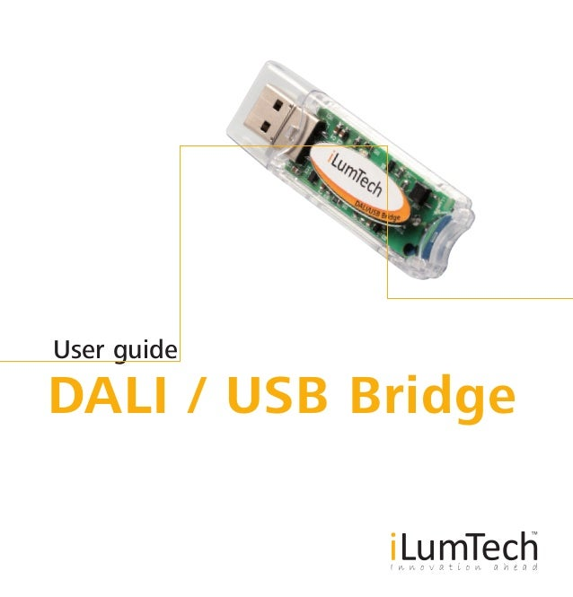 Ilumtech dali usb bridge user guide dali usb bridge user guide publicscrutiny Images