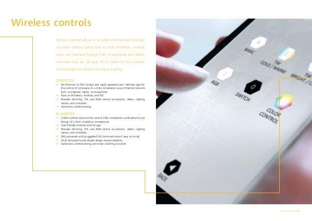 iLumTech Sense and Control