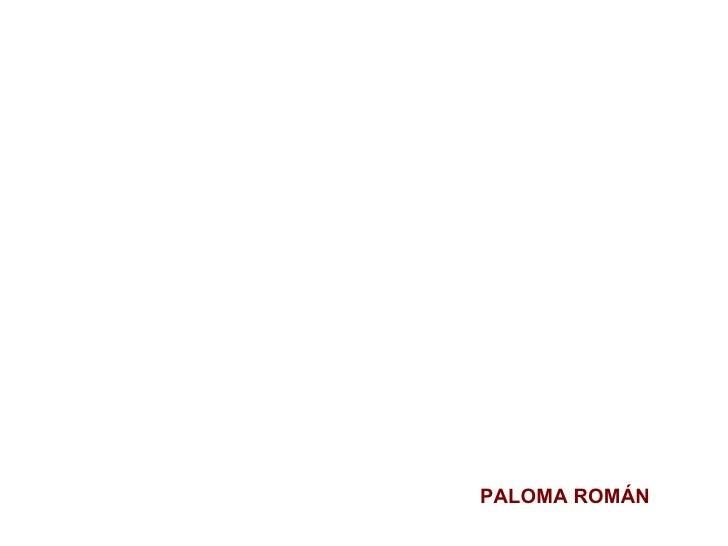 PALOMA ROMÁN