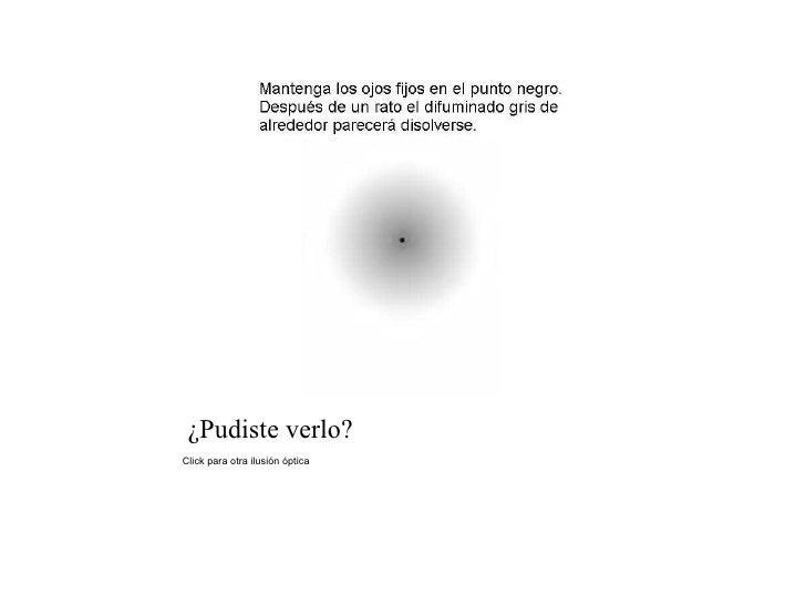 Click para otra ilusión óptica ¿Pudiste verlo?